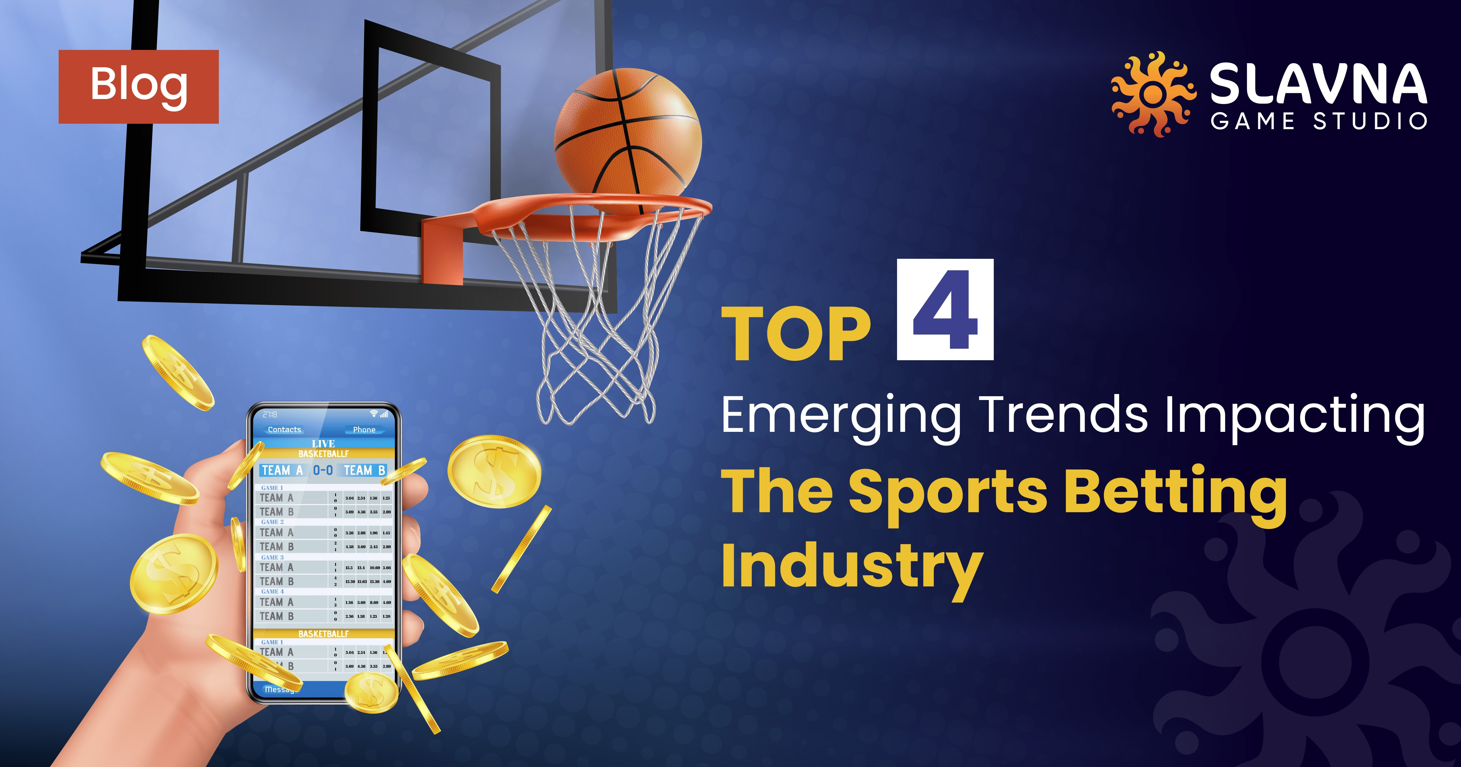 Online Sports Betting Company in USA