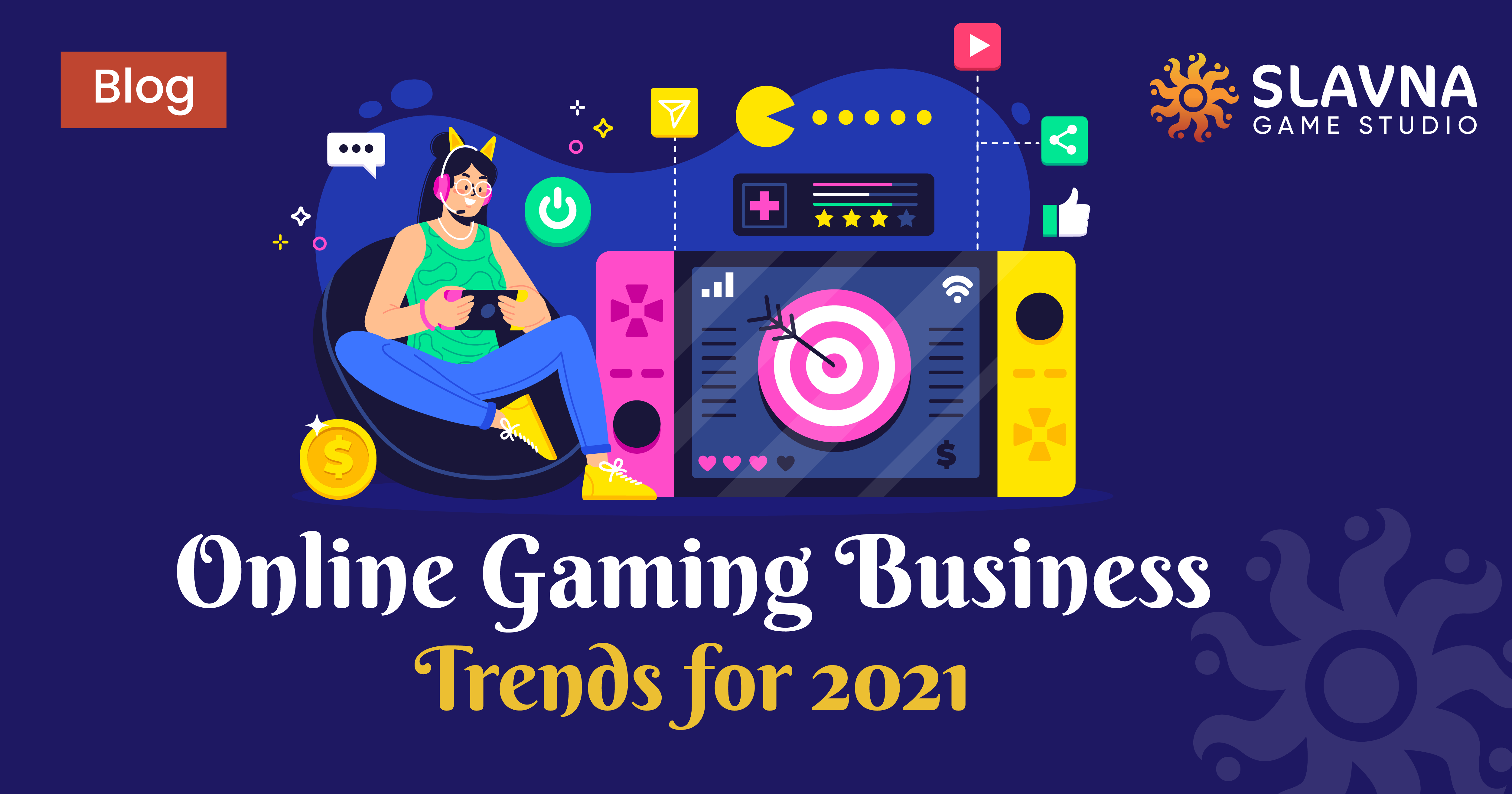 Online Gaming, Mobile Game Development Company in USA