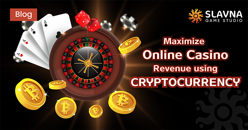 Online Casino, Cryptocurrency Wallet